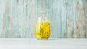 Caipirinha mit Passionsfrucht