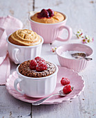 Fast cup tartlets
