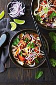 Slow-sooker Vietnamese braised beef (Bo Kho)