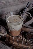 Vietnamese Egg Coffee (Ca Phe Trung)