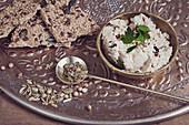 Baba Ganoush (Eggplant Dip)