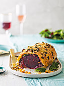 Beetroot Wellington
