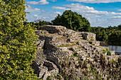 Mayan ruins, Acanceh, Mexico