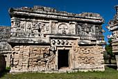 Entrance to the Nunnery, Chichen Itza, Mexico