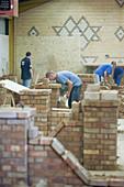 Bricklaying training