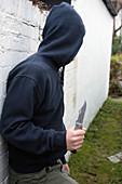 Youth knife crime