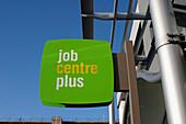 Jobcentre Plus, London, UK
