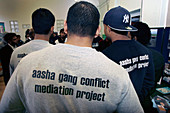 Gang conflict mediation project