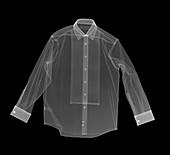 Tuxedo shirt, X-ray