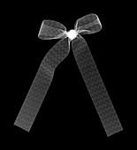 Ribbon bow, X-ray