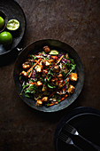 Vietnamese Coleslaw with Tofu