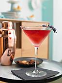 Rosé-Martini