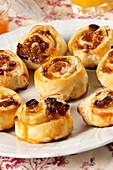 Sultana snails