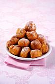 Italian carnival pastries