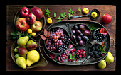 Autmn fruits