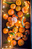 Tangerines for Christmas
