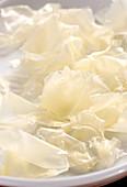 Raspadura (cheese specialty from Lombardy, Italy)