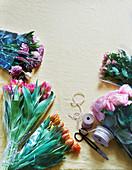 Tulpen, Rosen, Nelken und Ehrenpreis