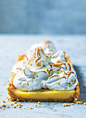 Ultimate lemon meringue
