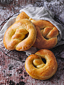 Sebastianus pretzels - a sweet present for January 20th in Aachen
