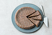 Gluten-free Italian chestnut cake
