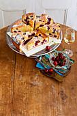 Italian torta nua