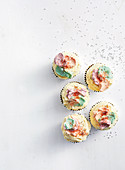 Pretty pastel cakes