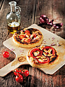 Manakish – Lebanese pizza made in a Beefer