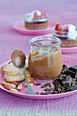 Nutty chocolate spread