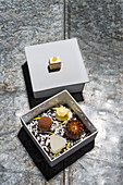 Petit fours – Earl Grey and Yuzu
