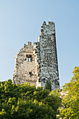 Drachenfels Castle, North Rhine-Westphalia, Germany