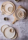 Keramikstillleben