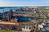 US Steel Great Lakes Works, Michigan, USA