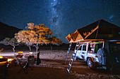 Campsite, Namibia