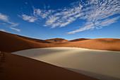 Deadvlei Pan, Namib-Naukluft National Park, Namibia