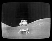 Apollo 17 ascent stage
