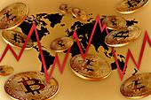 Golden Bitcoin global market