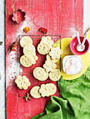 Easiest-ever biscuits