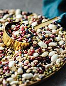 Dried bean mix
