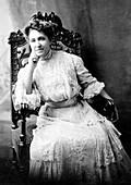 Mary Church Terrell, American activist and educator