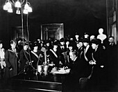 Signing theNineteenth Amendment, 1920