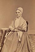 Lucretia Mott, American abolitionist and social reformer