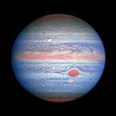 Storms on Venus, Hubble Space Telescope