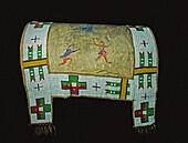 Saddle Blanket, Arapaho Tribe