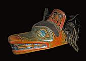Wolf Mask, Tsimshian Tribe