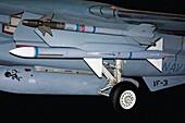 AIM-7 Sparrow and AIM-9 Sidewinder
