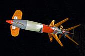 Rheintochter R1 Experimental Missile