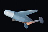 ASM-N-2 Bat Radar Guided Glide Bomb, WWII