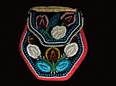 Decorated Bag, Iroquois Tribe