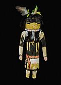 Katsina Angakatsina, Hopi Tribe